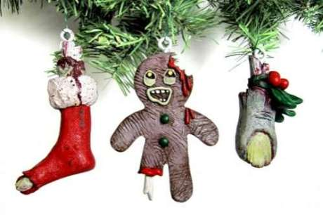 zombie-christmas-ornaments